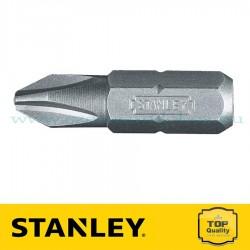 STANLEY BIT PZ2×25MM 25DB