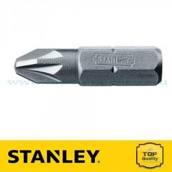 STANLEY BIT PZ3×25MM 25DB