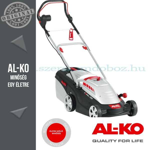AL-KO Classic Plus 34 E Elektromos fűnyíró