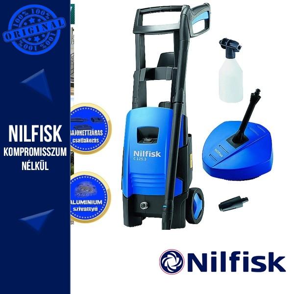 Nilfisk-ALTO Compact C125.3-8 PC magasnyomású mosó