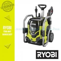 Ryobi RPW36120HI 36V szénkefe nélküli akkus nagynyomású mosó alapgép