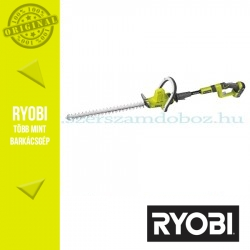 Ryobi RHT1850XLIS 18V akkumulátoros magassági sövényvágó 1x1.3Ah akkuval