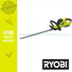 Ryobi RHT1850-H25HS 18V hybrid akkus sövényvágó 1x2.5Ah akkuval