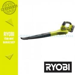 Ryobi RBL1820S-40F akkus lombfúvó 1x4.0Ah akkuval