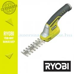 Ryobi RGS410 4V sövény- és pázsitnyíró 1x1.3Ah akkuval