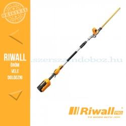 Riwall RAPH5240 Akkus sövényvágó 40V