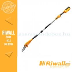 Riwall RAPS2040 Akkus ágvágó láncfûrész 40V