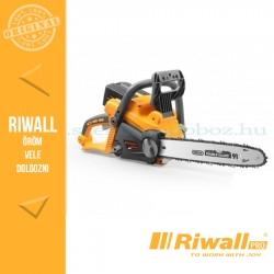 Riwall RACS3540i Akkus láncfûrész 40V
