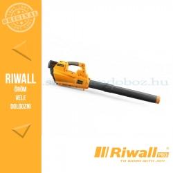 Riwall RABL40i Akkus lombfúvó 40V