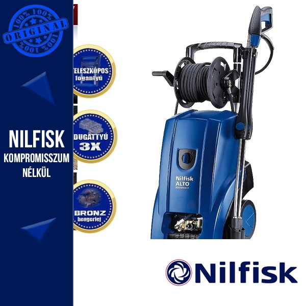 Nilfisk-ALTO Poseidon 3-30 XT magasnyomású mosó