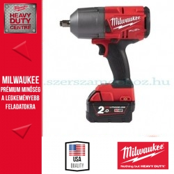 """Milwaukee M18 FHIWF12-202X Ütvecsavarbehajtó 1/2"""" VARIOBOX"""