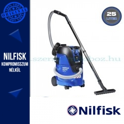 Nilfisk-ALTO Aero 26-21 PC Kompakt, száraz-nedves ipari porszívó