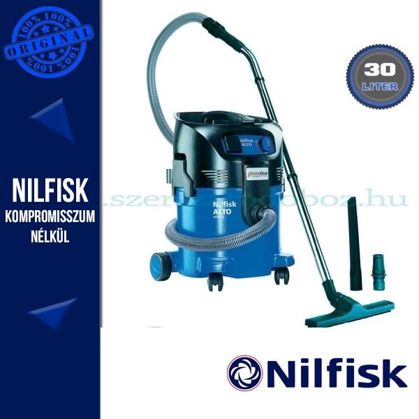 Nilfisk-ALTO ATTIX 30-21 XC Száraz-nedves ipari porszívó