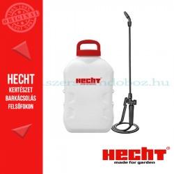 Hecht 410AC akkumulátoros háti permetező 10L