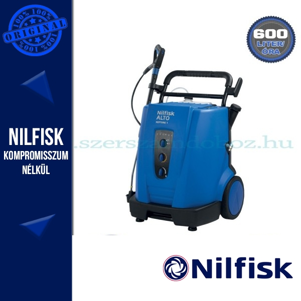 Nilfisk-ALTO MH 1C-110/600 Melegvizes magasnyomású mosó