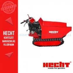 Hecht 2950 benzinmotoros szállító hidraulikus emelővel