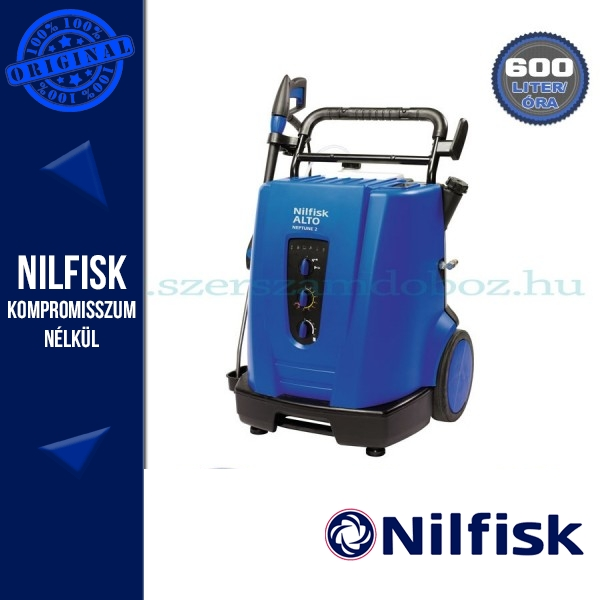 Nilfisk-ALTO MH 2M-140/600 Melegvizes magasnyomású mosó