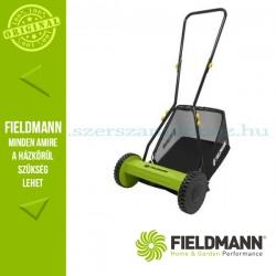 Fieldmann FZR 1010 orsós kézi fűnyíró