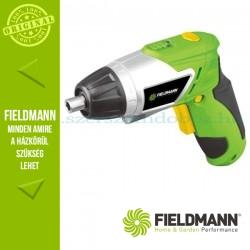 Fieldmann FDS 10101-A akkumlátoros csavarozó