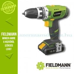Fieldmann FDV 10351-A akkumulátoros fúró-csavarozó 14,4V