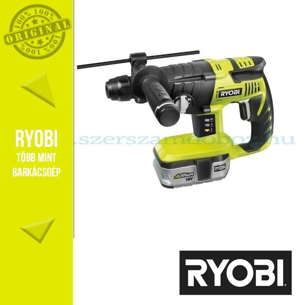 Ryobi CRH1801M akkus SDS-Plus fúrókalapács 18V 4,0Ah