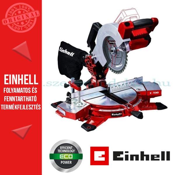 Einhell TE-MS 18/210 Li - Solo akkus gérvágó fűrész alapgép