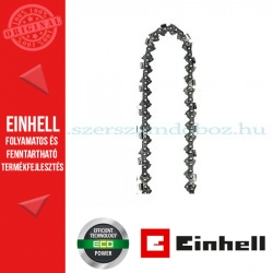 Einhell 40 cm-es láncfűrész lánc