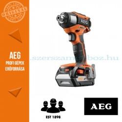 AEG BSS18CB3 LI-502C akkus ütvecsavarozó