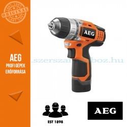 AEG BS12CLI-151B akkus fúró-csavarbehajtó