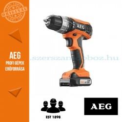 AEG BS12G3 LI-202C akkus fúró-csavarbehajtó