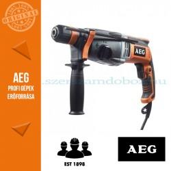 AEG KH26XE kombi fúró-vésőkalapács SDS-Plus 800W