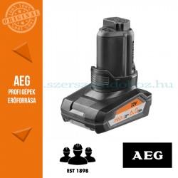 AEG L1260 akkumulátor Pro Li-ion 6,0 Ah 12 V