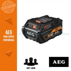 AEG L1860RHD akkumulátor Pro Li-ion HD 6,0 Ah 18 V