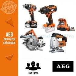 AEG 4935BAT197 18V 5 gépes akkus erőcsomag