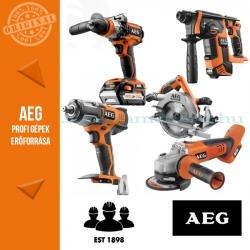 AEG 4935BAT198 18V 5 gépes akkus erőcsomag