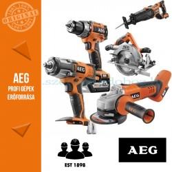 AEG 4935BAT199 18V 5 gépes akkus erőcsomag