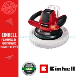 Einhell CE-CB 18/254 Li-Solo akkus polírozó alapgép