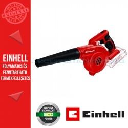 Einhell TE-CB 18/180 Li - Solo akkus fúvó alapgép