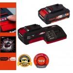 Einhell 18V PXC Starter Kit 2x3,0Ah Akkumulátor + Töltő