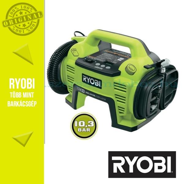 Ryobi R18I akkus pumpa és kompresszor 18V 1,5Ah