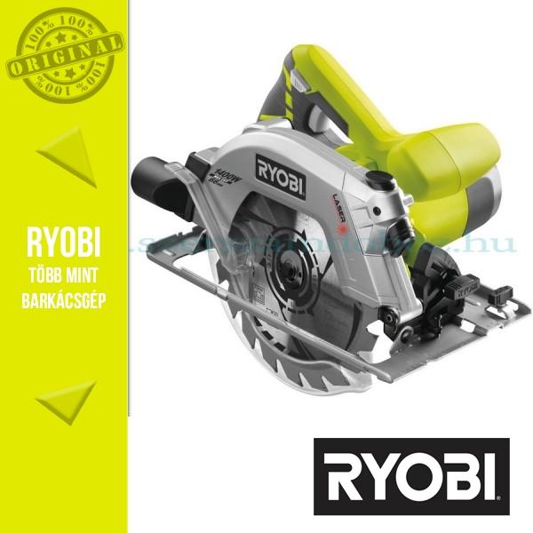Ryobi RWS1400-K körfűrész lézerfénnyel kofferben