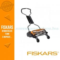 Fiskars StaySharp Plus kézi fűnyíró