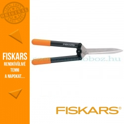 Fiskars PowerLever sövénynyíró HS52