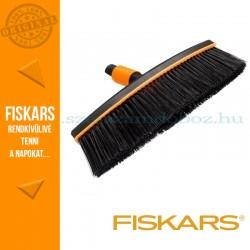 Fiskars QuikFit járdatisztító seprű fej