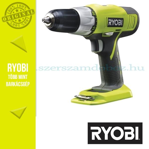 Ryobi R18DDP-0 Akkus fúró-csavarozó 18V