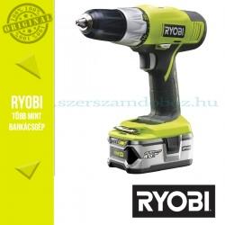 Ryobi R18DDP 2x4,0Ah Akkus fúró-csavarozó 18V