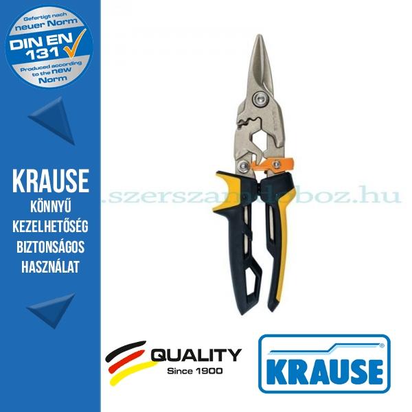 Krause Stabilo Professional két oldalon járható fa állólétra 2x10 fokos