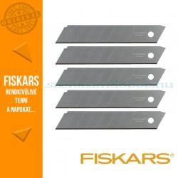 Fiskars Pótpengék CarbonMax Snap-off pengekéshez, 18 mm, 5 db
