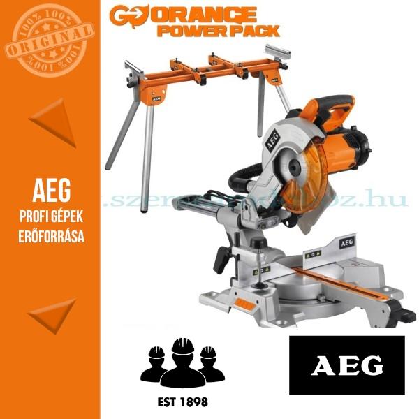 AEG PS 216 L Gérvágófűrész + Állvány PSU1000
