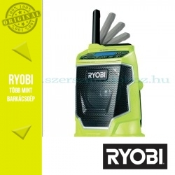 Ryobi CDR180M akkus rádió